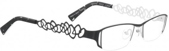 BELLINGER FREJA-2 glasses in Black