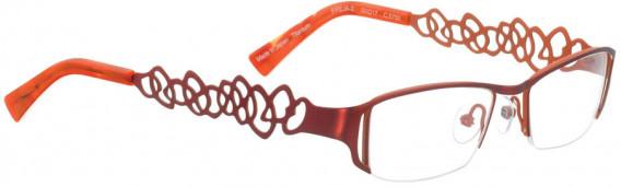 BELLINGER FREJA-2 glasses in Red