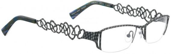 BELLINGER FREJA-2 glasses in Grey Pattern