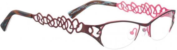 BELLINGER FREJA-1 glasses in Purple/Pink