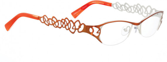 BELLINGER FREJA-1 glasses in Copper