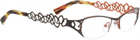 BELLINGER FREJA-1 glasses in Brown