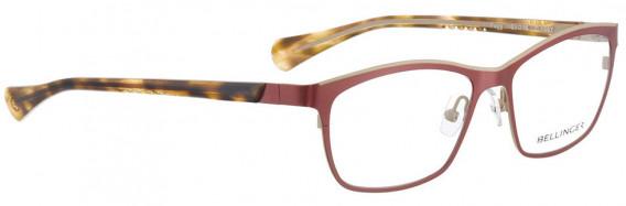 BELLINGER FOGY glasses in Red