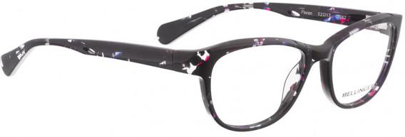 BELLINGER FLORAN glasses in Black Pattern