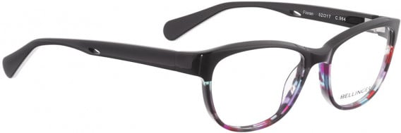 BELLINGER FLORAN glasses in Black/Mix