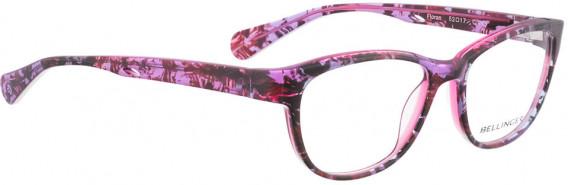 BELLINGER FLORAN glasses in Pink Pattern