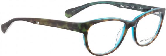 BELLINGER FLORAN glasses in Brown Pattern