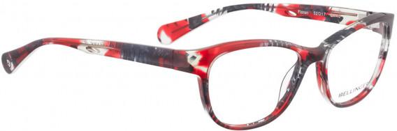 BELLINGER FLORAN glasses in Red Pattern