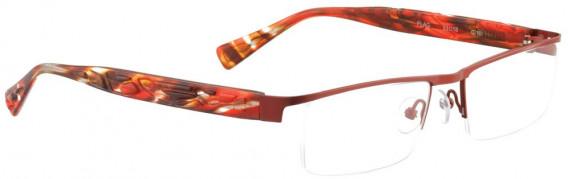BELLINGER FLAG glasses in Shiny Red
