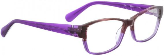 BELLINGER FIPA glasses in Red – Purple