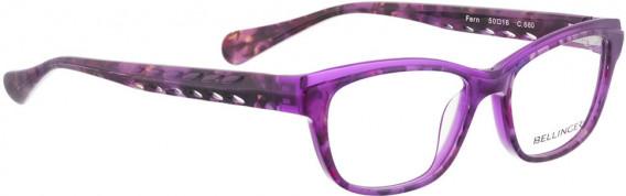 BELLINGER FERN glasses in Purple