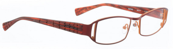 BELLINGER EMPIRE glasses in Copper