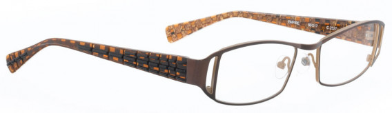 BELLINGER EMPIRE glasses in Shiny Brown