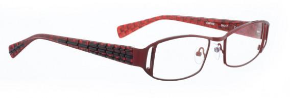 BELLINGER EMPIRE glasses in Shiny Red