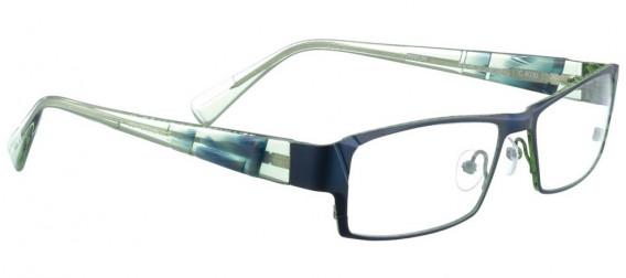 BELLINGER EDGE-1 glasses in Blue