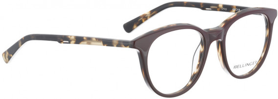 BELLINGER DROP glasses in Aubergine