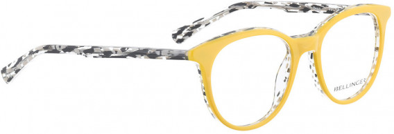 BELLINGER DROP glasses in Yellow