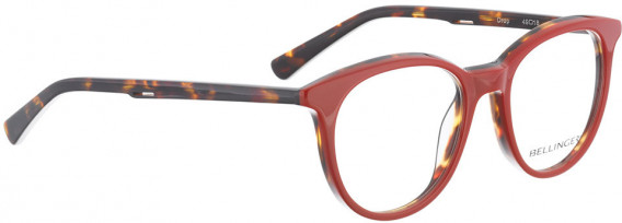 BELLINGER DROP glasses in Red