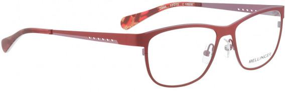 BELLINGER DAWN glasses in Matt Red