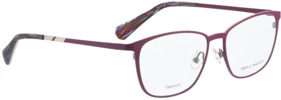 BELLINGER COCO glasses in Plum