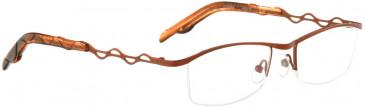 BELLINGER COBRA glasses in Copper