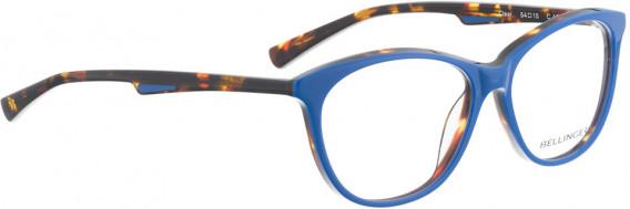 BELLINGER CLEAR glasses in Blue