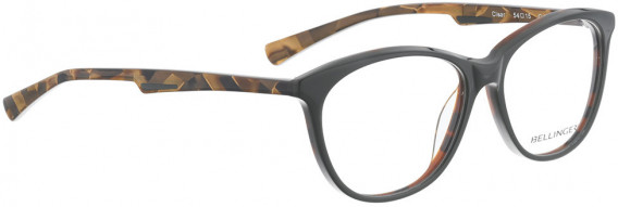 BELLINGER CLEAR glasses in Green