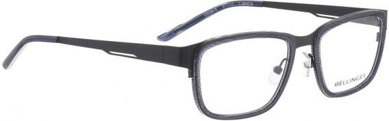 BELLINGER CIRCLE-9 glasses in Black