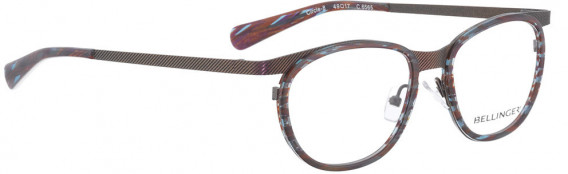 BELLINGER CIRCLE-8 glasses in Purple