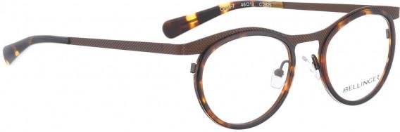 BELLINGER CIRCLE-7 glasses in Tortoise