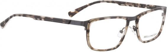BELLINGER CIRCLE-6 glasses in Matt Grey