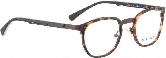 BELLINGER CIRCLE-3 glasses in Brown Tortoise