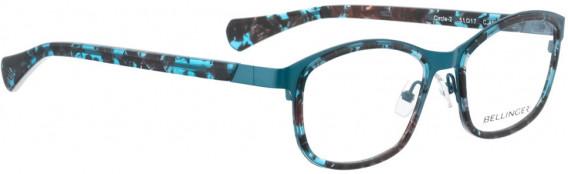BELLINGER CIRCLE-2 glasses in Light Blue