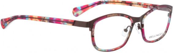 BELLINGER CIRCLE-2 glasses in Light Brown
