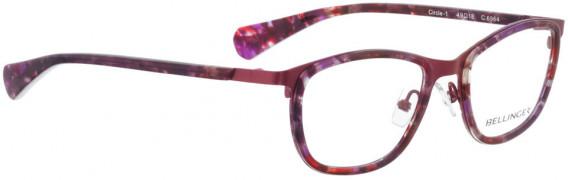 BELLINGER CIRCLE-1 glasses in Purple