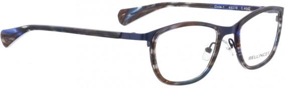 BELLINGER CIRCLE-1 glasses in Blue