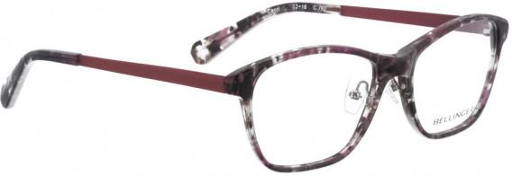 BELLINGER CAPRI glasses in Grey Pattern