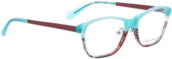 BELLINGER CAPRI glasses in Turquoise