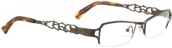 BELLINGER CAMOUFLAGE-2 glasses in Shiny Brown
