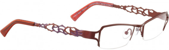 BELLINGER CAMOUFLAGE-2 glasses in Shiny Red