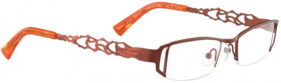 BELLINGER CAMOUFLAGE-1 glasses in Copper