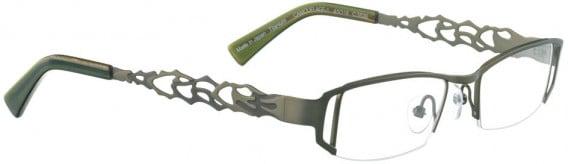 BELLINGER CAMOUFLAGE-1 glasses in Olive Green