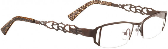 BELLINGER CAMOUFLAGE-1 glasses in Shiny Brown