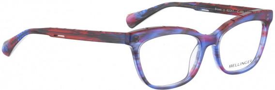 BELLINGER BROWS-2 glasses in Blue Purple