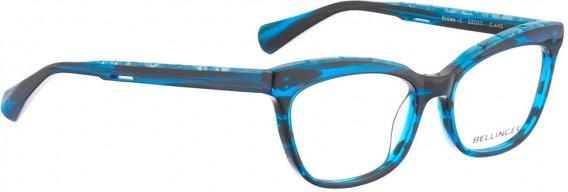 BELLINGER BROWS-2 glasses in Dark Blue
