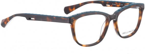 BELLINGER BROWS-1 glasses in Brown Pattern