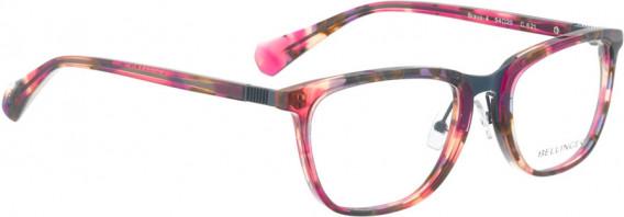 BELLINGER BRAVE-4 glasses in Purple/Pink Pattern