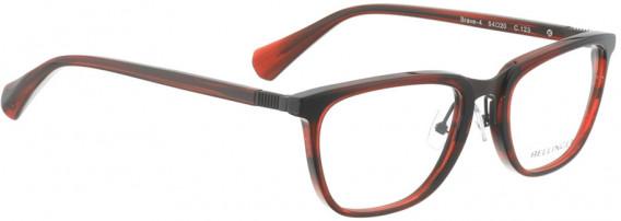 BELLINGER BRAVE-4 glasses in Dark Red
