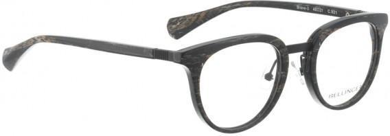 BELLINGER BRAVE-3 glasses in Black Pattern