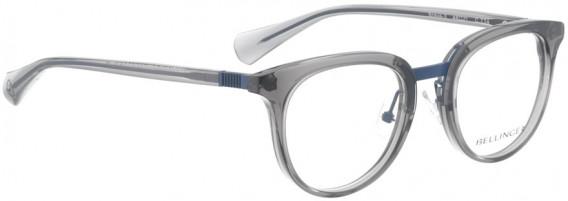 BELLINGER BRAVE-3 glasses in Grey Transparent
